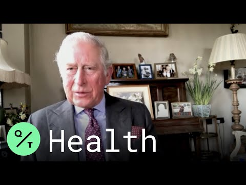 Prince Charles Opens New London Hospital Via Video Conference