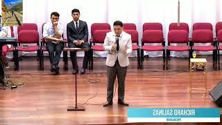 Culto Juvenil Lema: Refugio   sábado 19 de octubre
