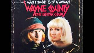 Wayne County & The Electric Chairs - Rock & Roll Resurrection - 1978