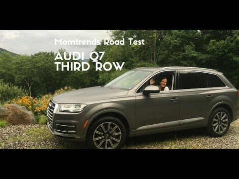 Best 3rd Row Suv 2017 >> Audi Q7 2017 Third Row Youtube