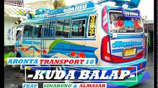 Download Video KUDA BALAP, BUS ARONTA TRANSPORT NOPIN 10 BERAKSI FEAT BUS SINABUNG DAN ALMASAR FENOMENA MP3 3GP MP4