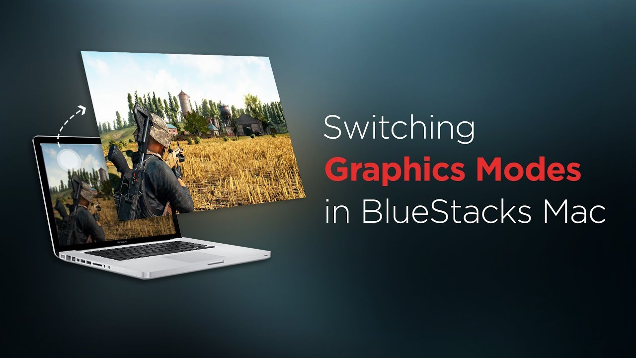 How can I turn on Advanced graphics engine mode on BlueStacks