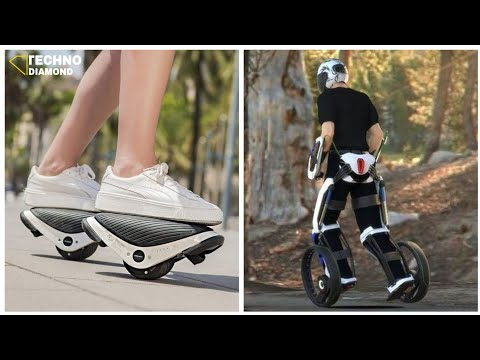 5 ➡ AMAZING SKATING GADGETS | TECHNO DIAMOND