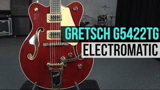 Gretsch Guitars G5422TG Electromatic