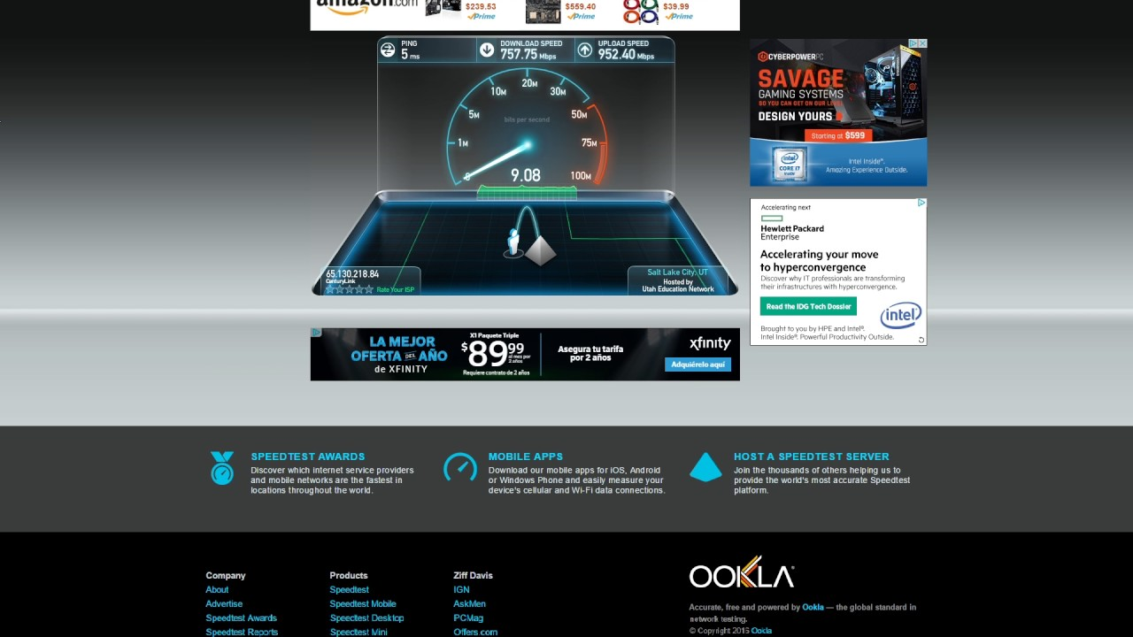 CenturyLink vs Comcast ISP - The Real Story