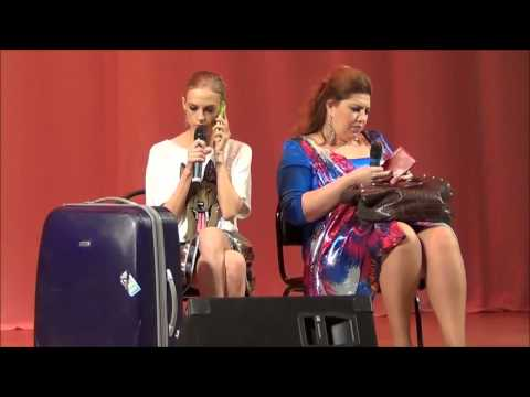 Comedy Women Exclusive Случай в аэропорту 2014