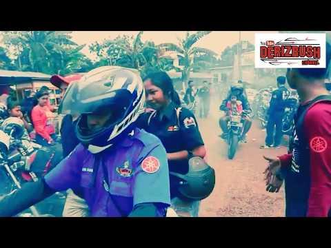 Rere King gas bareng tkp aniv ke-4 IRC ( independent Rx King Cileungsi // 14-01-2018 )