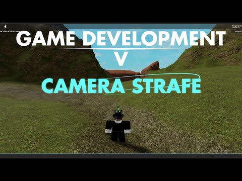 Roblox Game Development Part 5 Scripting The Camera For
