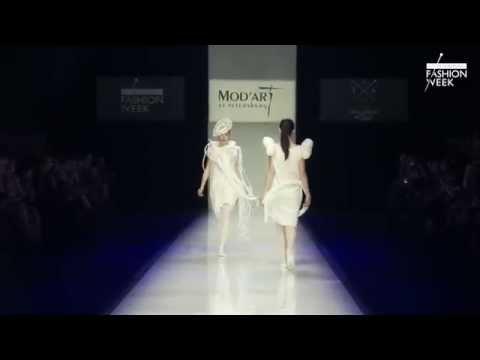 St.Petersburg Fashion Week FW 14-15. Mod'Art