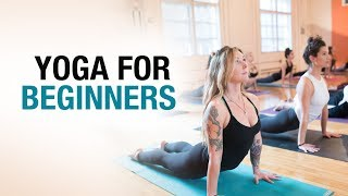 Yoga For Beginners - Priyanka Sinha - Fitvit