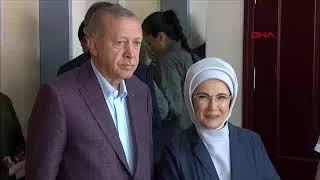 Cumhurbaşkanı Erdoğan oyunu kullandı