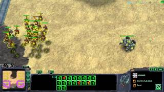 SCII Basics: How to Magic Box mutalisks (AKA Spread Mutas)