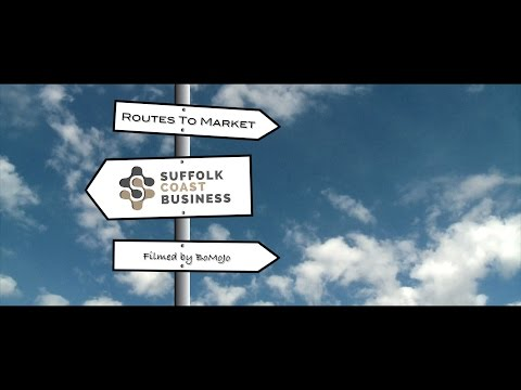 Suffolk Coast Business Event 2016: 'Routes to Market'