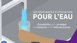 Les redevances d'utilisation : Essentielles pour protéger l'eau et les infrastructures