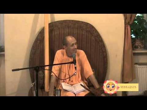 Шримад Бхагаватам 1.8.45-52 - Бхакти Ананта Кришна Госвами