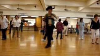 Cowboy Shaggin ( Line Dance ) With Music.wmv