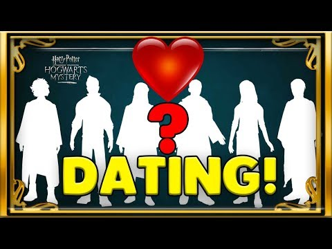 DATING!!!❤️😍 WHO WILL YOU CHOOSE?!?! HARRY POTTER: HOGWARTS MYSTERY