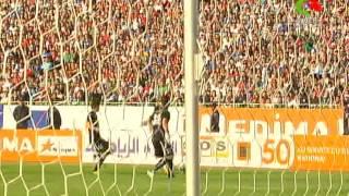 هدف مولودية الجزائر الثالث ضد وفاق سطيف 3 1
