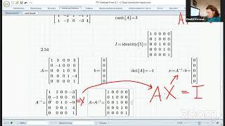 Псевдообратная матрица смотреть онлайн в хорошем качестве бесплатно - VIDEOOO