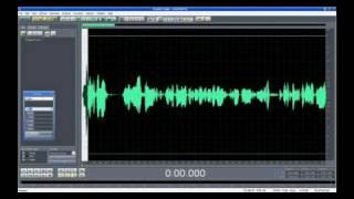 Cómo grabar sonido en la computadora parte 3 - Edición digital de audio