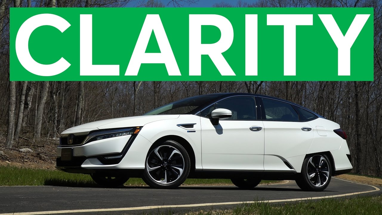 4k Review 2017 Honda Clarity Quick Drive Consumer Reports