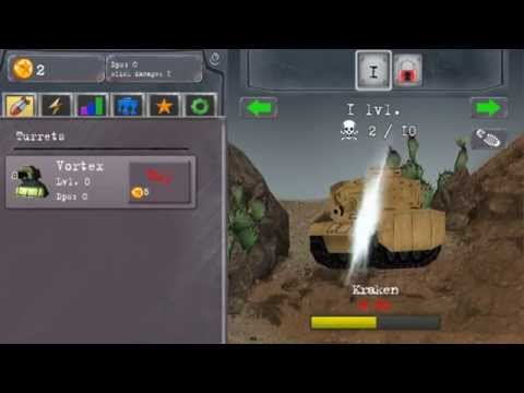 Tanks Clicker - Gameplay Review (Android/IOS)