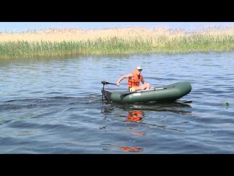 видео лодок на воде
