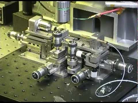 Phase Modulator Device Fabrication