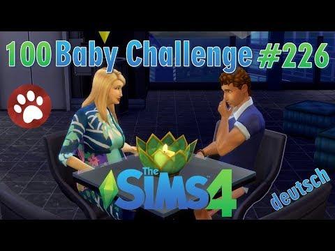 Sims 4 - 100 Baby Challenge #226 - Schwanger von Brent Hecking - YouTube