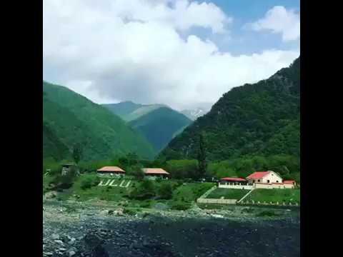 AZERBAİJAN - Summer In The Qakh District