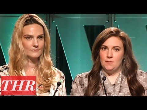 "Lena Dunham & Brittany Perrineau Full Speech: ""Greatest Regret"" 