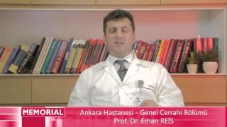 Laparoskopik kalın bağırsak tümörü tedavisi nasıl yapılır? - Prof. Dr. Erhan Reis