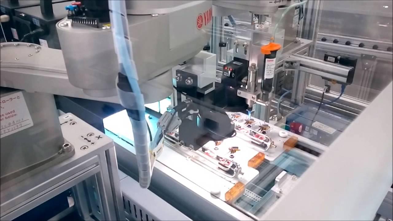 Automated Wood Glue Dispenser ~ Automatic glue dispenser machine youtube
