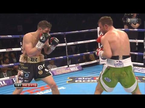 Matthew Macklin vs Brian Rose HD Charles LcStovall