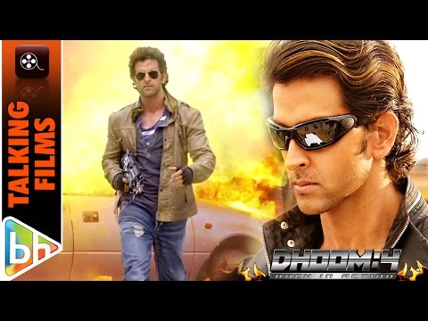 If They Are Making Dhoom 4, I'll Do It | Hrithik Roshan | EXCLUSIVE