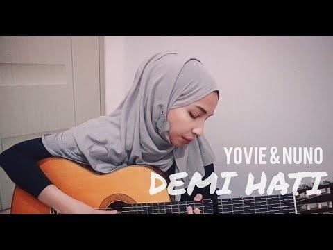 Yovie & Nuno - Demi Hati (Cover By Trimela Winda)