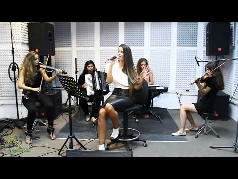 Nikos Vertis - Thelo na me nioseis - Cover by Loulou & Balkanian Project (Live Session)