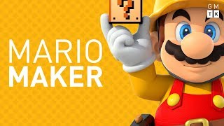Analysing Mario to Master Super Mario Maker | Game Maker
