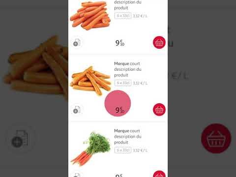 Identification Carte Auchan.Auchan France Applications Sur Google Play
