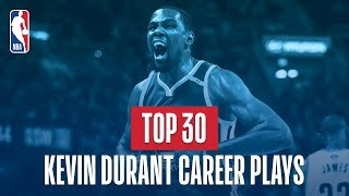 Download Kevin Durant's Top 30 Plays of His NBA Career Mp3 and Videos