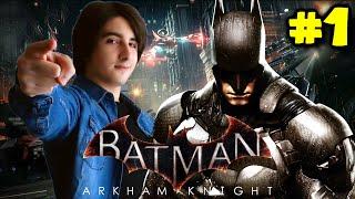 Batman Arkham Knight | GAMEPLAY ITA #1 | Cavaliere Oscuro & Batmobile! By GiosephTheGamer
