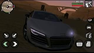 Gambar cover Mod Audi R8 GT gta sa android||Mod gta sa android