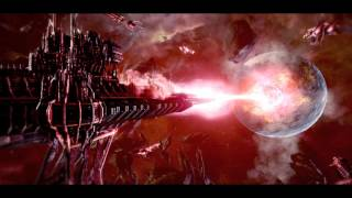 Battlefleet Gothic: Armada - The Death Of Savaven Cut Scene
