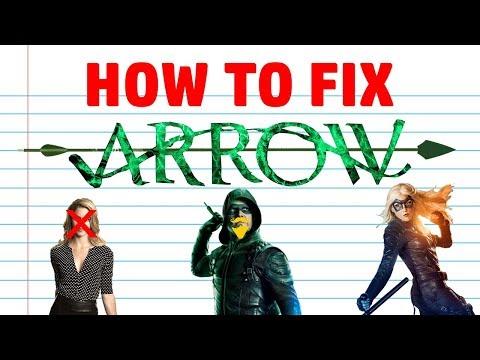 Fanboy Rewrites Arrow (Season 6)