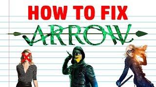 Fanboy Rewrites 'Arrow' (Season 6)