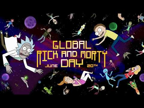 Global Rick and Morty Day | June 20 | adult swim
