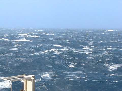 Stormy Pacific Ocean - YouTube Pacific Ocean Pictures