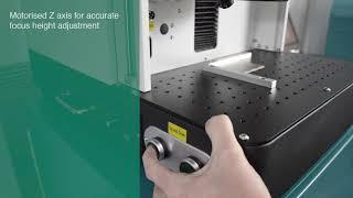 Boxford BFM110 Fibre Marking Laser (20w, 30w & 50w)