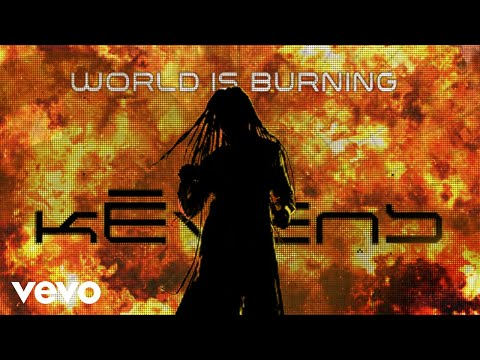 Kēvens - World Is Burning (Official Music Video)