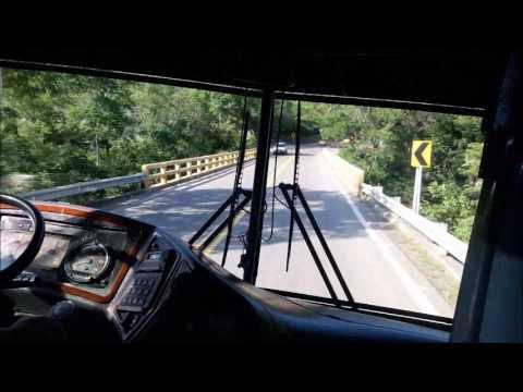 Viaje Honda-Bogota Bus Frontera 820 Buses de Colombia-oficial